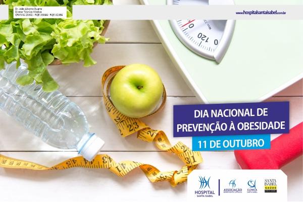 Dia Nacional de Combate à Obesidade