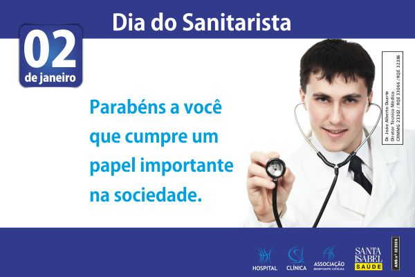Dia do Sanitarista