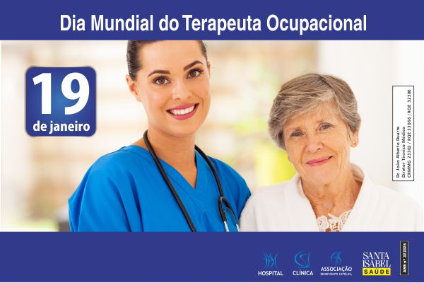 Dia do Terapeuta Ocupacional