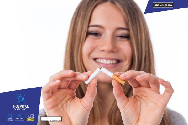 Benefícios de parar de fumar