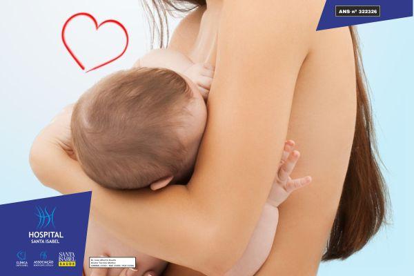 Amamentar ajuda a prevenir o câncer de mama